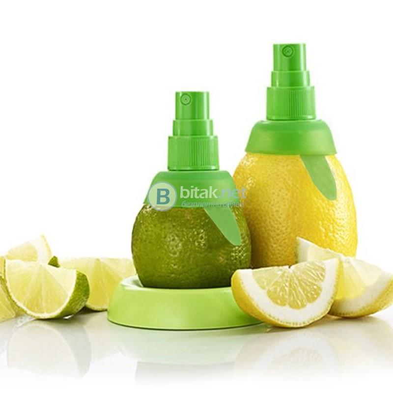 Спрей за лимонов сок,грейпфрут,мандарини