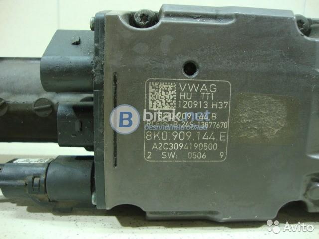 Ремонт на електрически рейки на АУДИ