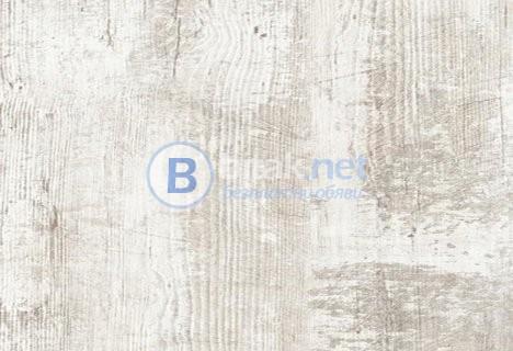 Етажерка за стена - Антично Бяло