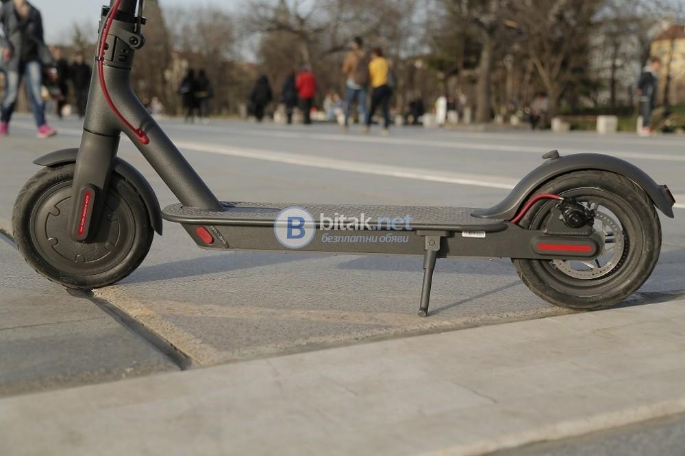 Електрически скутер тротинетка Xiaomi MiJia M365 Оригинална EU версия!  Оригинал!