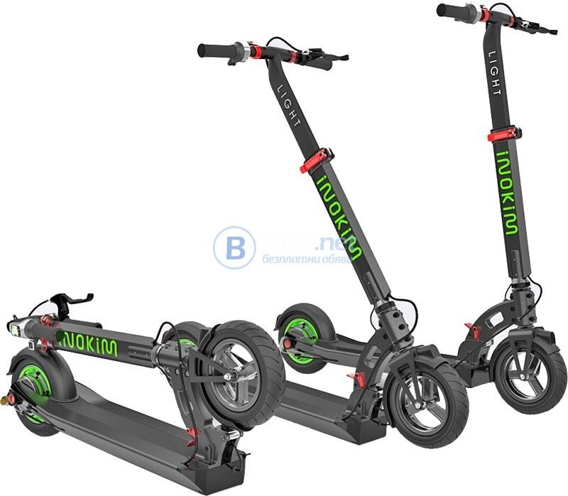 Електрически скутер тротинетка INOKIM QUICK 3 ( модел 2017 )