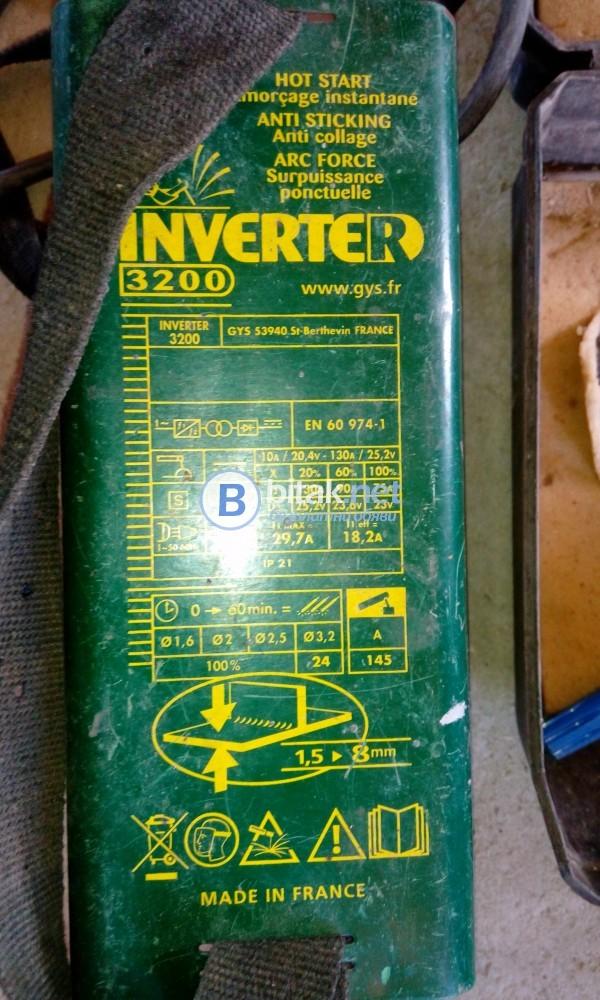 Продавам инверторен електрожен