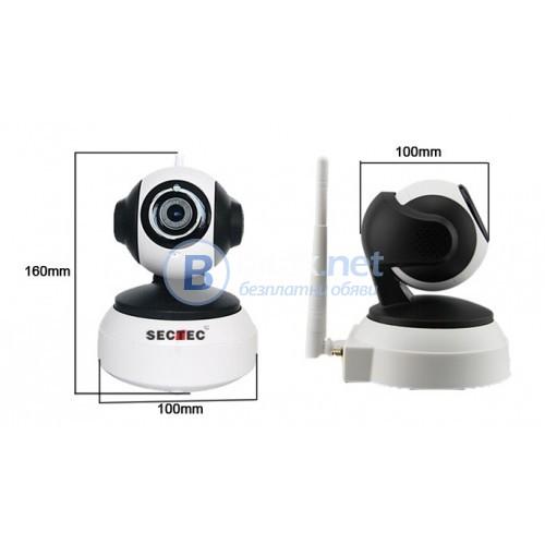Wifi камера- SECTEC