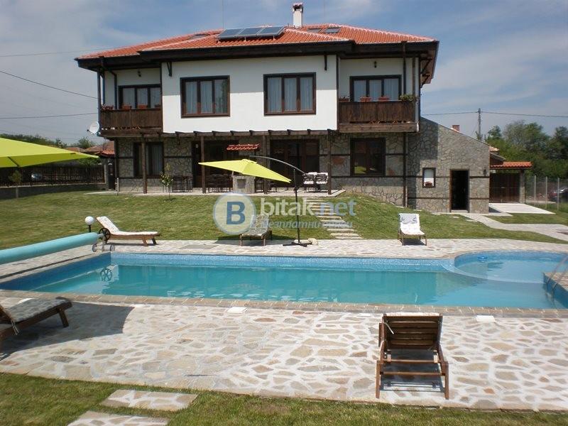 Къща за гости Тони в село Мезек