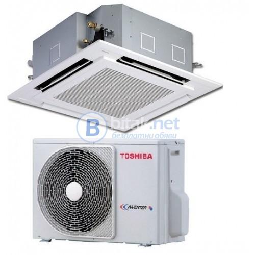 Продавам касетъчни климатици Toshiba RAV-SМ1403AT