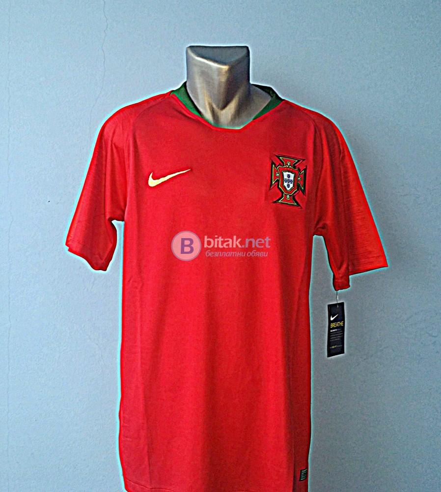 Португалия - червени екипи СП2018