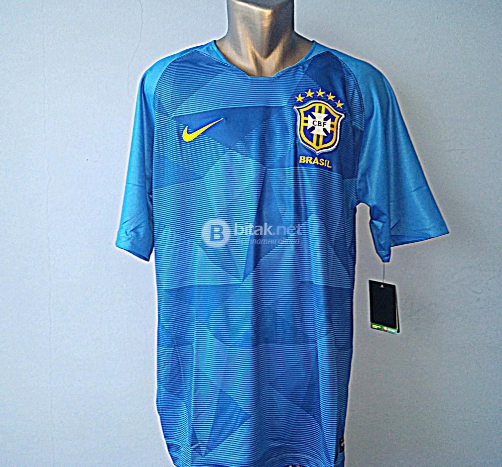 Бразилия - гостуващи сини екипи 2018/2020