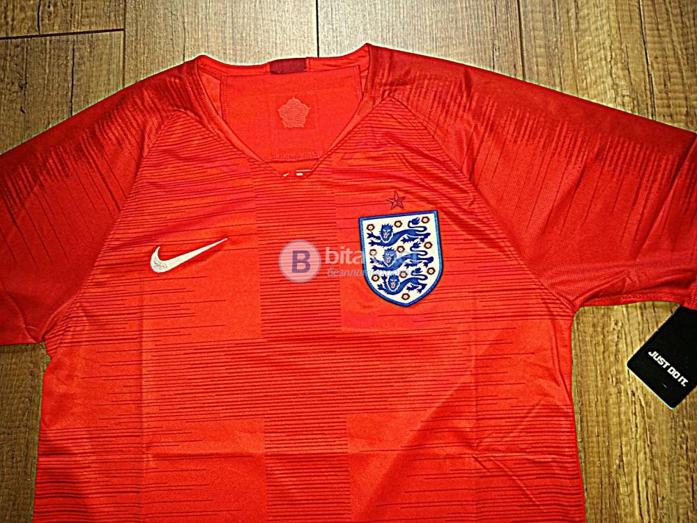 Англия - червени екипи Световно 2018