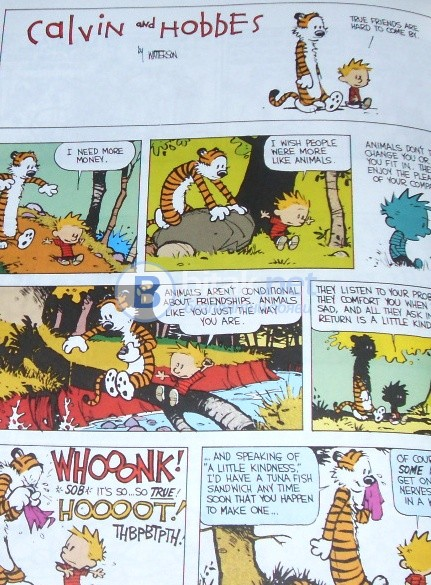 Calvin and Hobbes  Kомикс  Bill Watterson