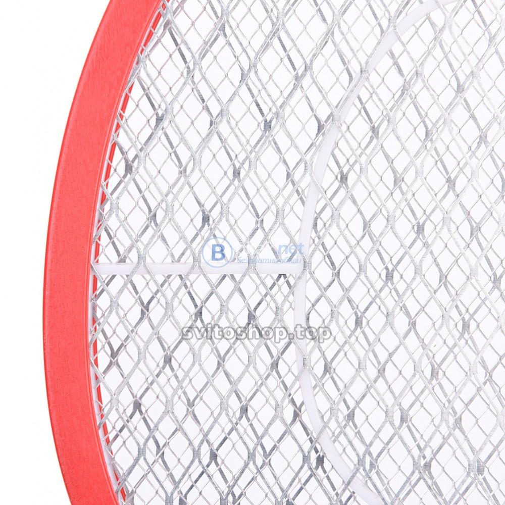 Електрическа палка за комари мухи насекоми ракета мухобойка