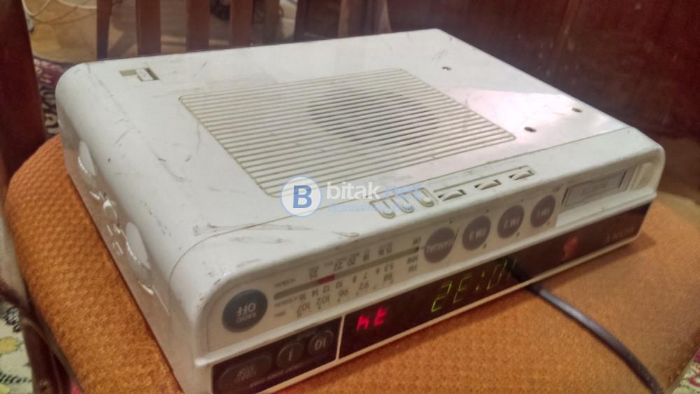 Радиокасетофон Sony