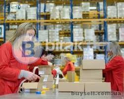 Работници за Складове - Дрехи Обувки Текстил