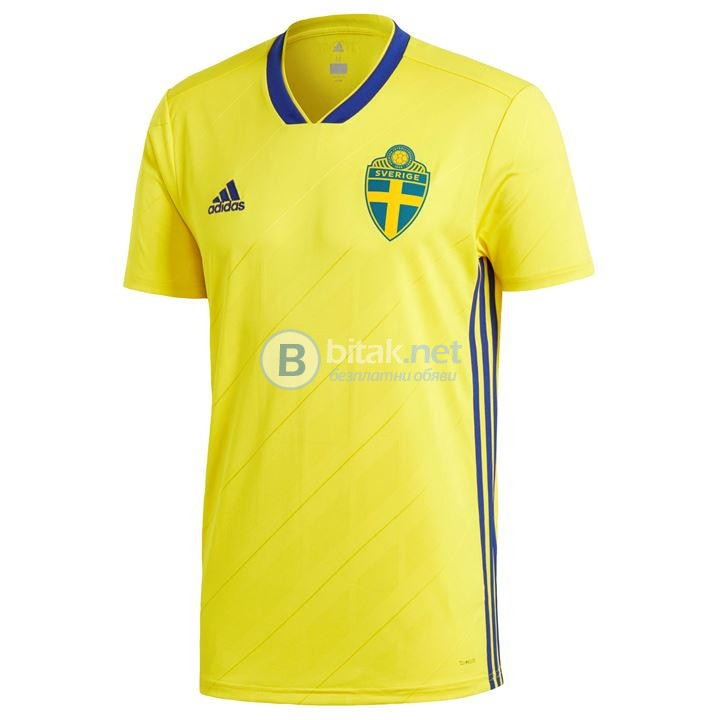 Швеция титулярни екипи Световно 2018