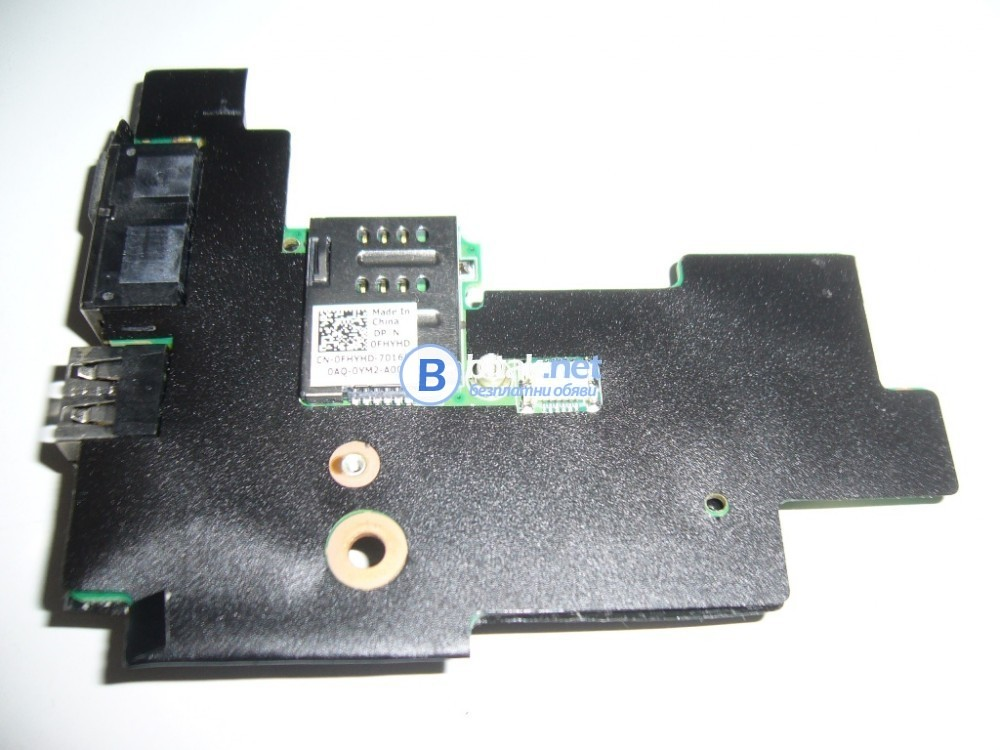 Платка - Dell Laptop Latitude E5410 USB WLAN Board CN-0FHYHD