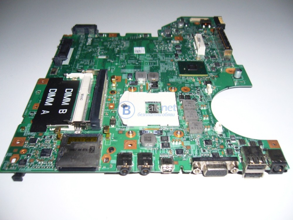 Дънна платка Dell Latitude E5410