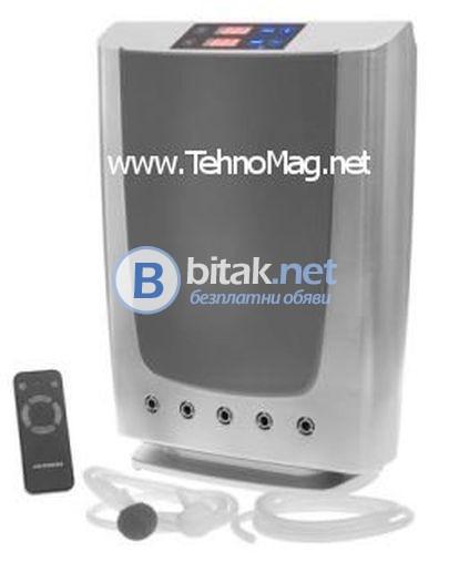 Плазмен въздухочистител, комбиниран с озонатор за вода
