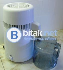 Дестилатор за вода – 229.00 с ДДС