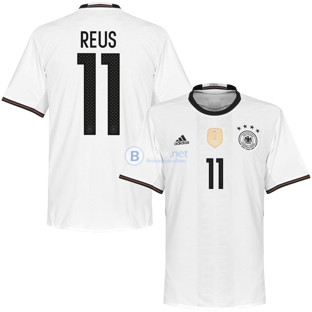 Марко Ройс 11 - екипи Германия 2016/2018