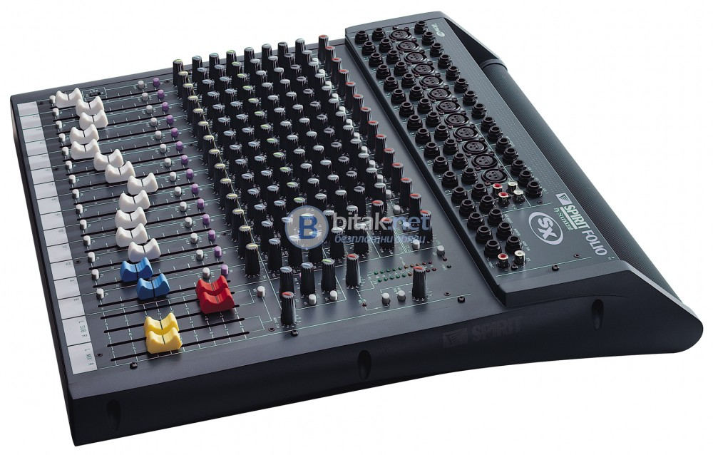 Soundcraft Spirit Folio SX 12