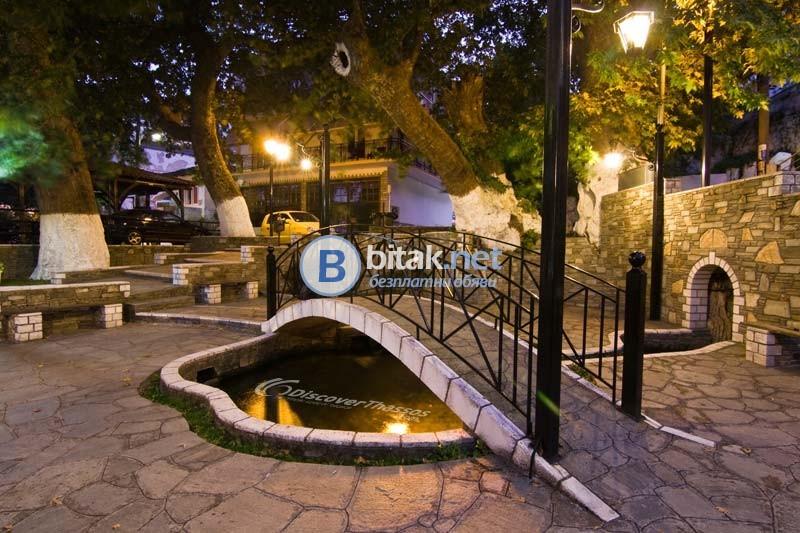 Остров ТАСОС : в полите на връх Ипсарио, екскурзия от Варна - ПОТВЪРДЕНА