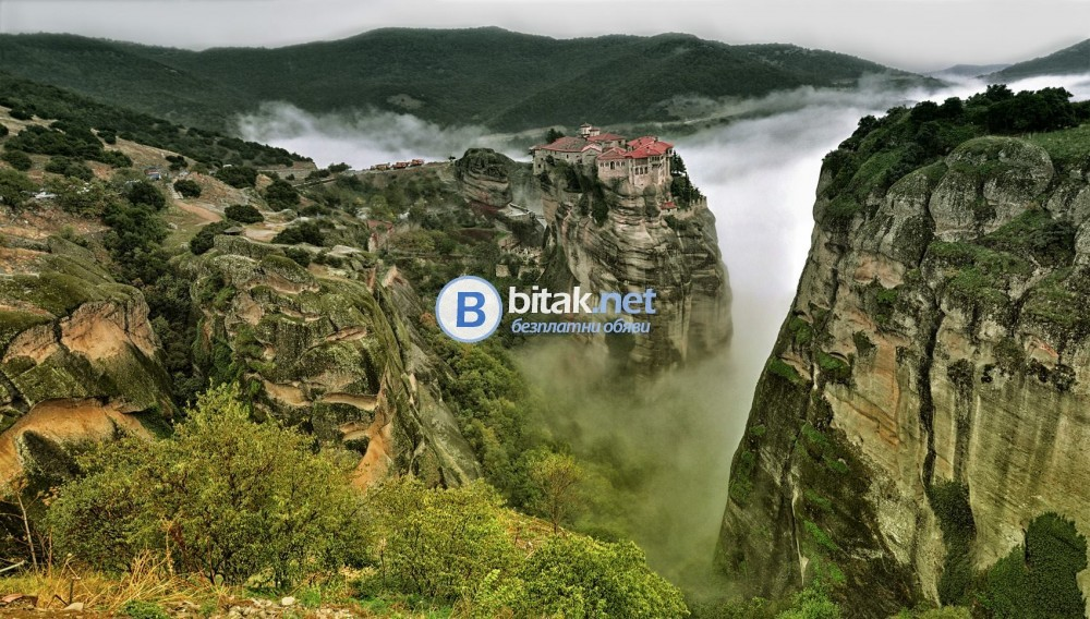 От Варна : Гърция : Кавала – Солун - Метеора