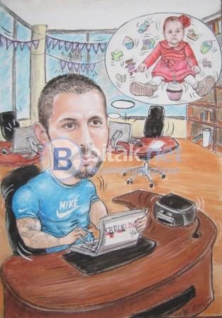 Карикатура за вашия офис