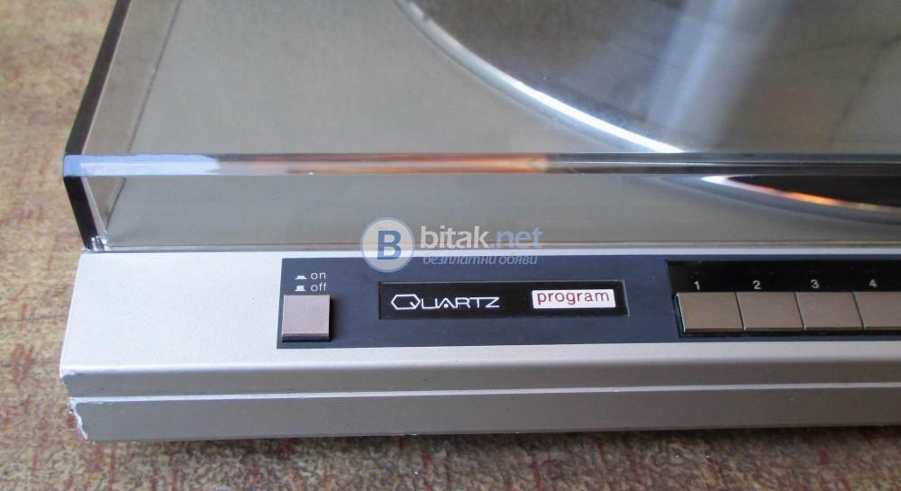 TECHNICS SL-QL 15 – Качествен грамофон с тангенциално рамо. Пълен автомат.