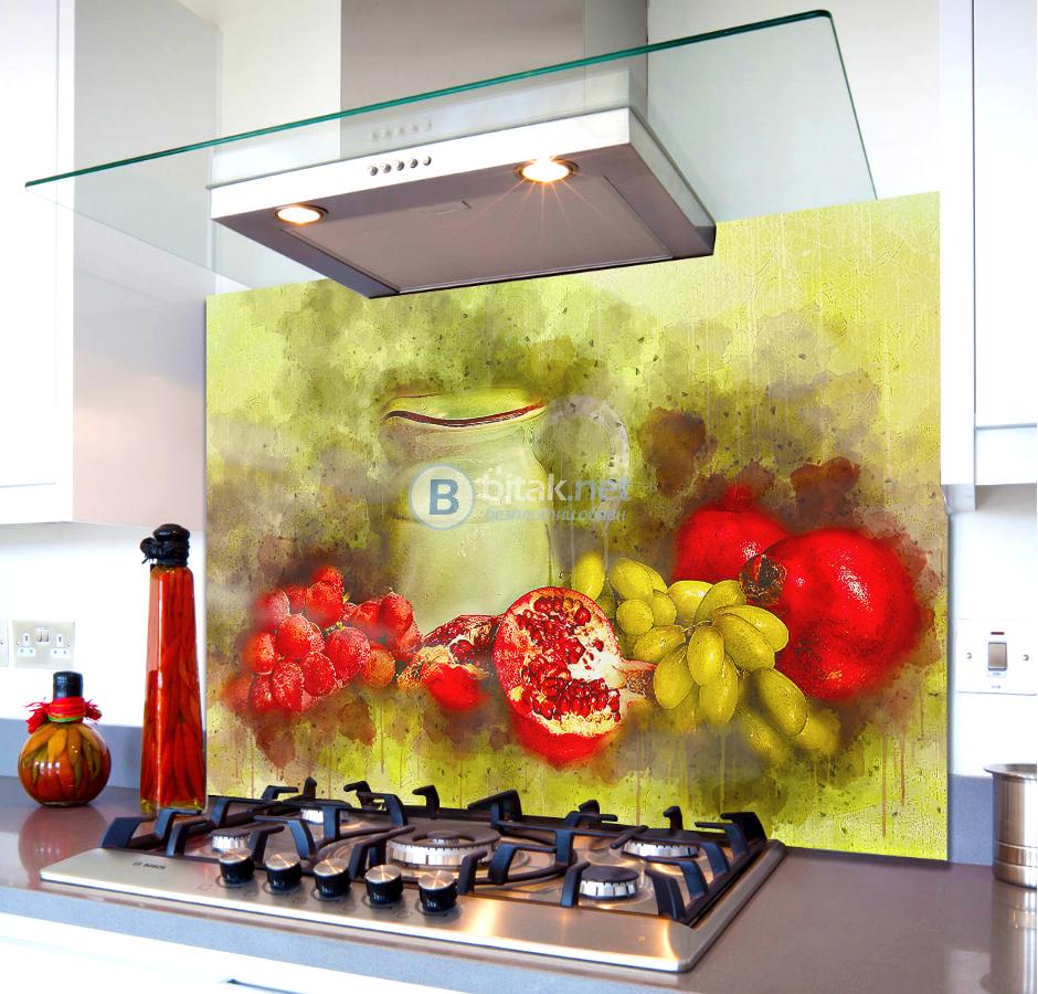 Красиви кухненски гърбове от закалено принт стъкло + БЕЗПЛАТНА ДОСТАВКА. Поръчайте сега!