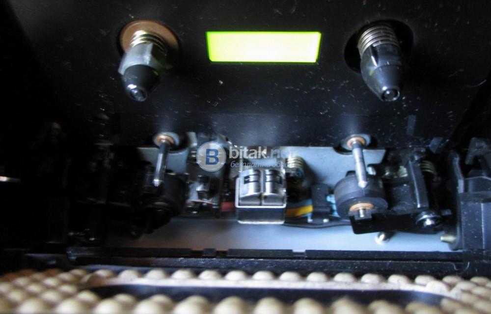 SONY TC-K850 ES – Един от най добрите касетни декове на фирмата в магазинно състояние. Дистанционно.