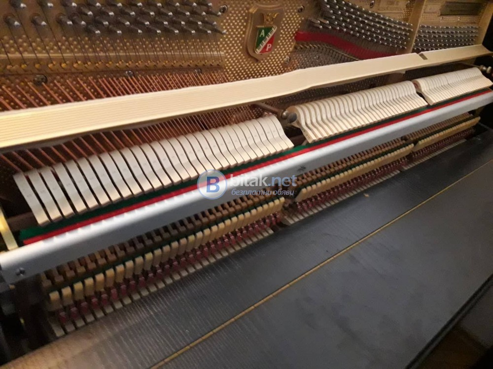 Нови пиана!
