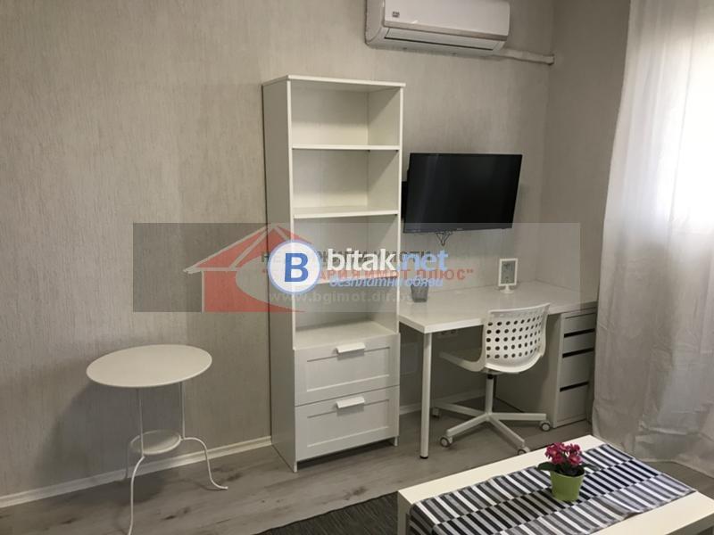 Под наем 2-стаен Овча купел обзаведен лукс нови мебели затворен комплекс 390 евро