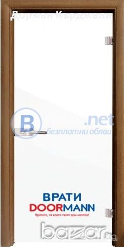 Стъклена интериорна врата Folio G 15