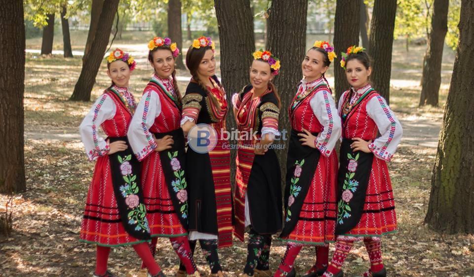 Народни танци за начинаещи и напреднали в Център и Студентски град с Хороводец