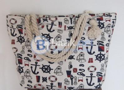 Голяма плажна чанта