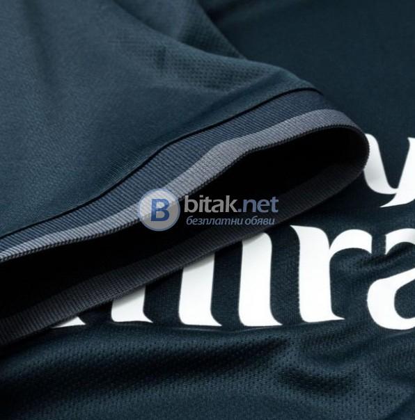 Реал Мадрид гостуващ черен екип Adidas ClimaLite 2018/19