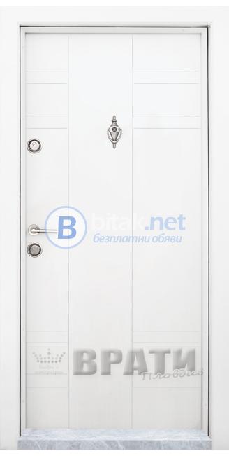 Блиндирана врата код Т598