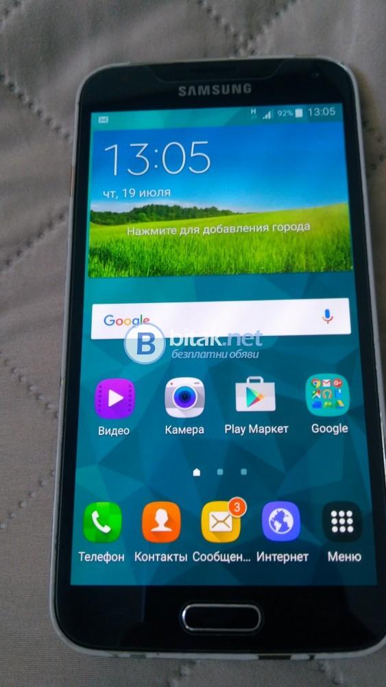 Продавам Samsung Galaxy SM-G900H S5