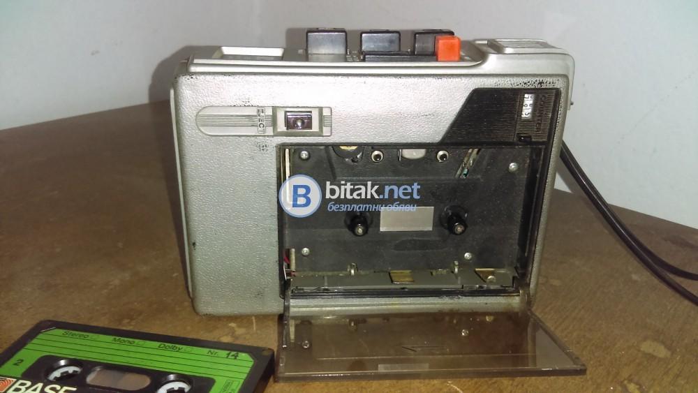 Ретро диктофон ISP
