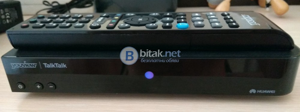HUAWEI , цифров ефирен приемник с HDMI , Dolby Digital Plus , USB , интернет