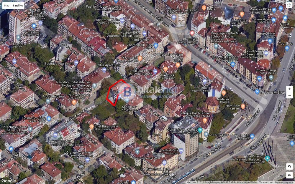 Помещение в престижна локация до НДК и бул.Витоша