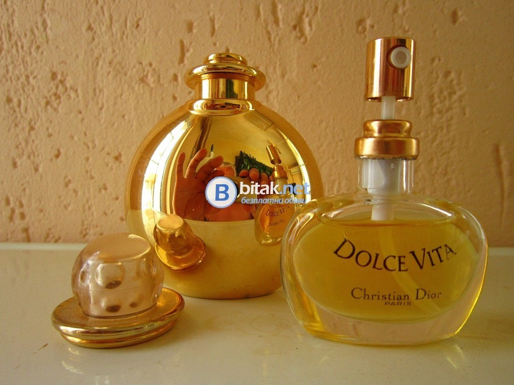 Dolce Vita Parfum by Christian Dior 7,5ml.
