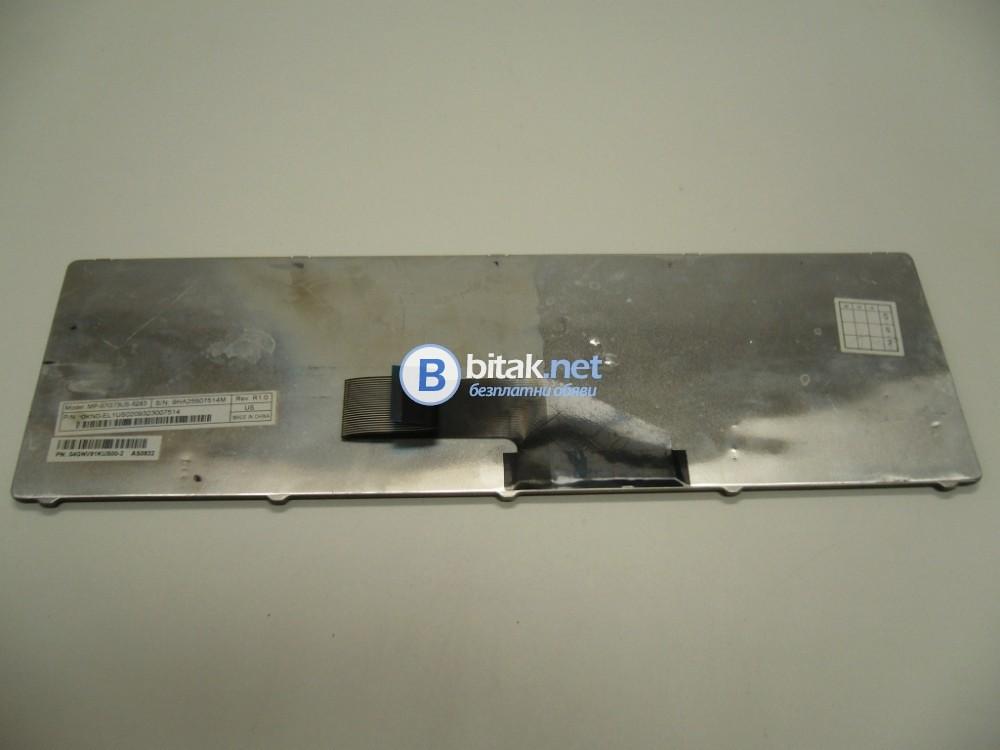 Клавиатура за ASUS K50 K70 K60 K51 X5DC F52A - Неработеща