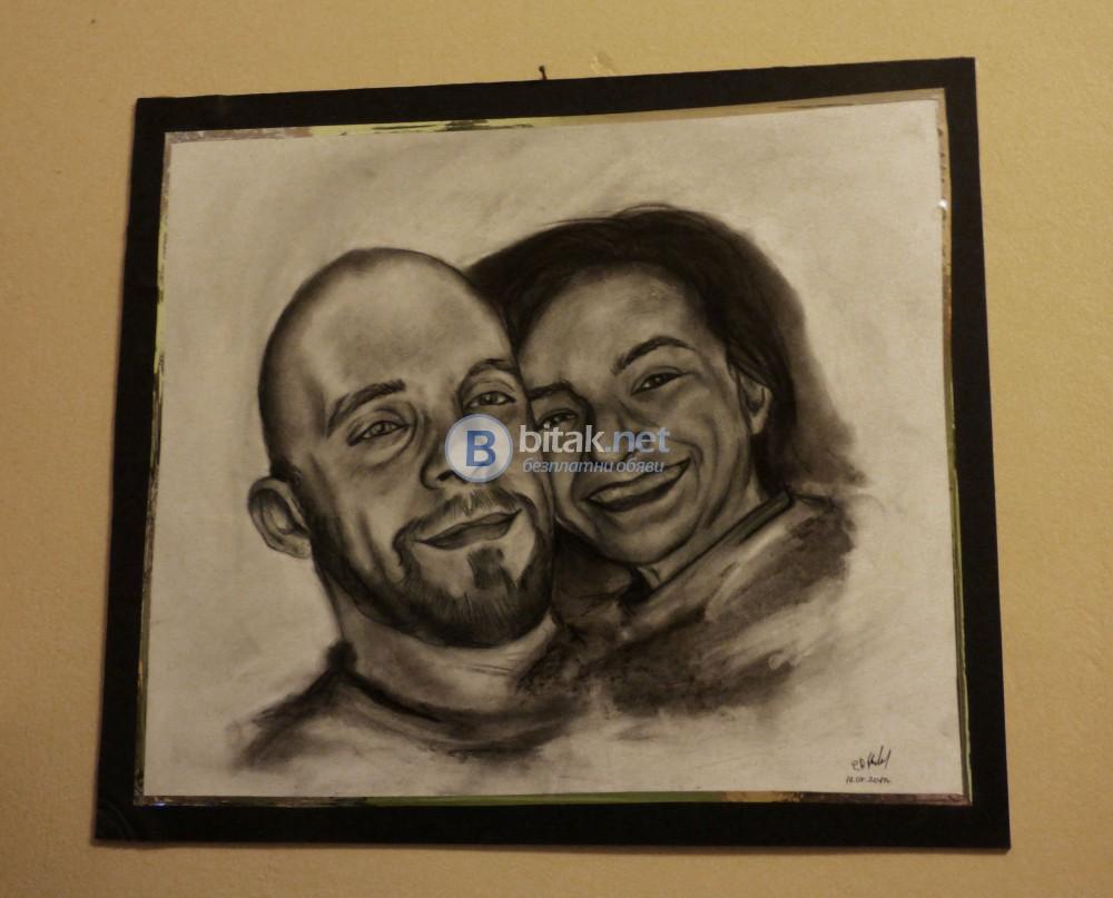 Портрети и картини по поръчка