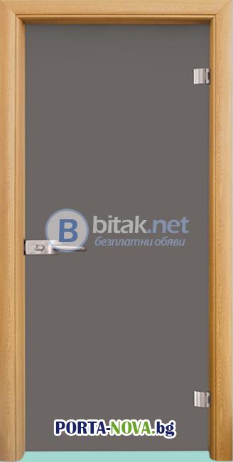 Стъклена интериорна врата, Basic G 10-1