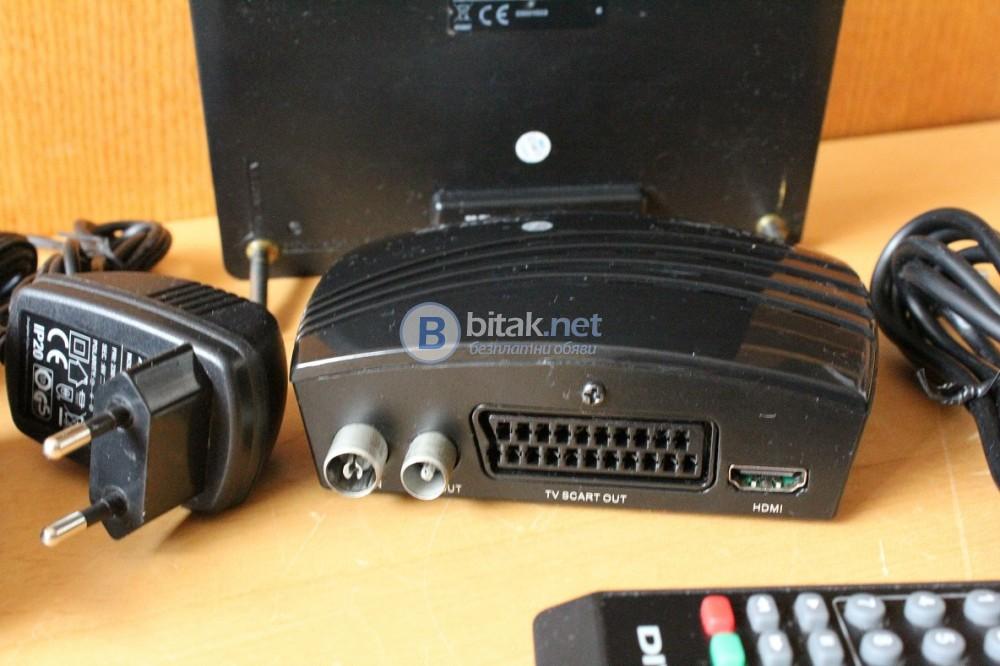 DVB-T HD комплект DIVA за цифрова ефирна телевизия