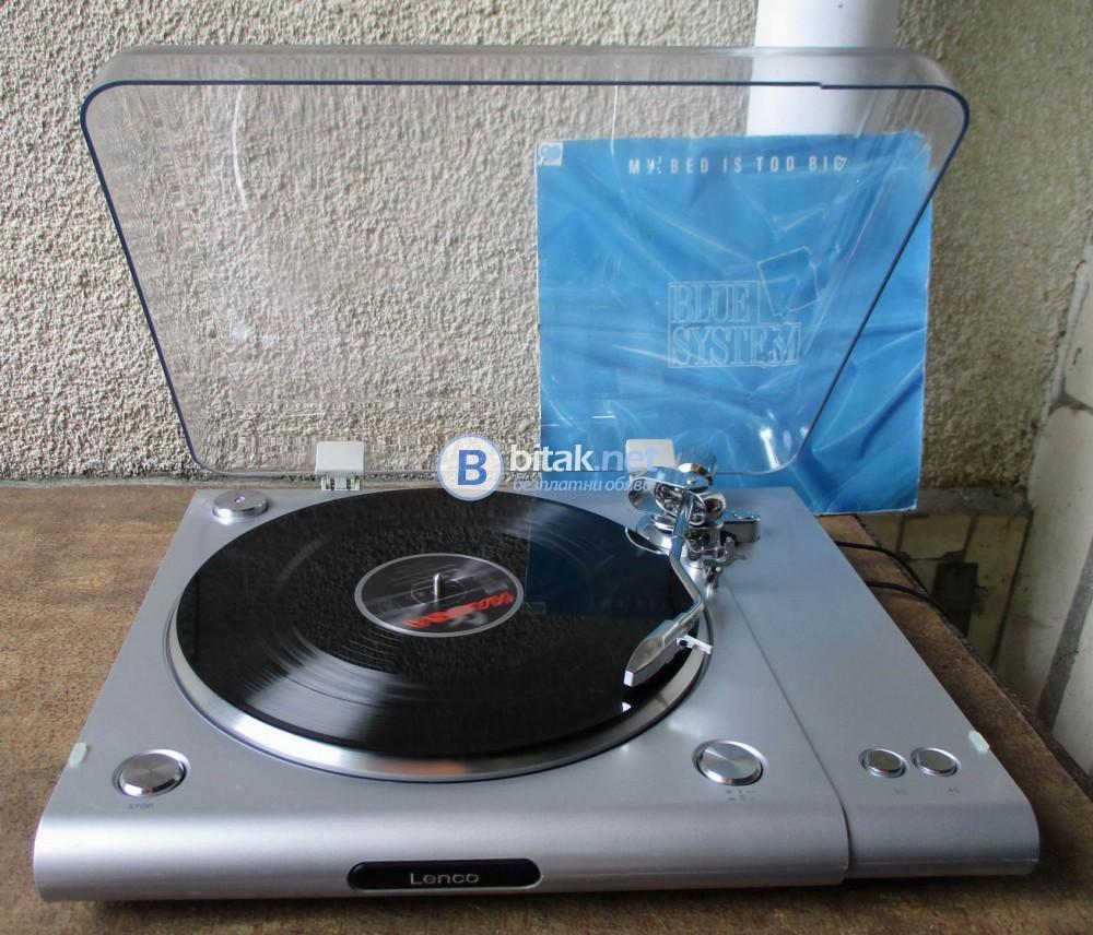 LENCO L78 – USB грамофон.