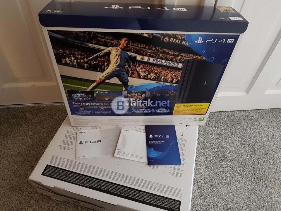 Игровая консоль Sony PlayStation 4 Pro 1TB 4K
