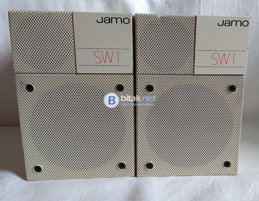 JAMO SW1, страхотни, рядко срещани малки двулентови тонколонки