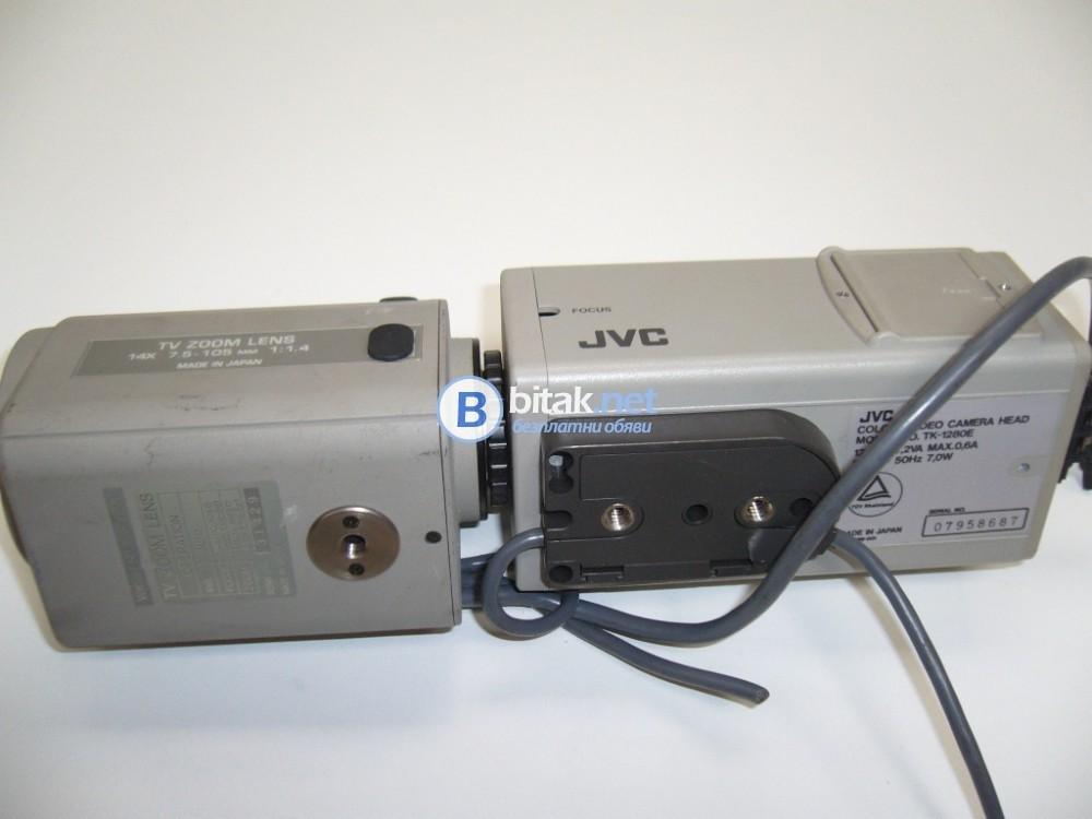 Професионални 5 камери за видеонаблюдение - неработещи