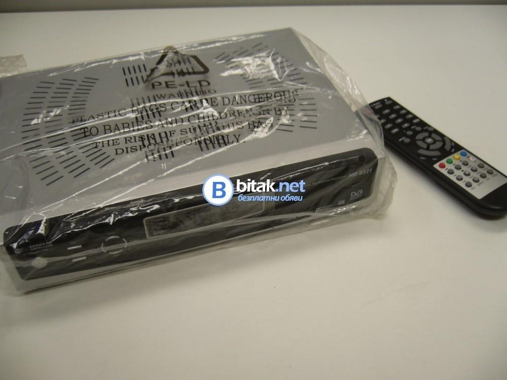 DVB-T Цифров ефирен HDTV-приемник General Satellite HD 9321